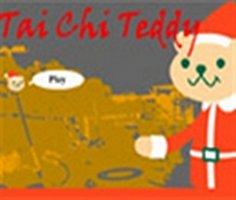 Tai Chi Teddy